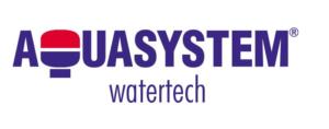 logo tlakové nádoby aquasystem