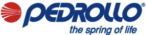 logo společnosti Pedrollo čerpadla
