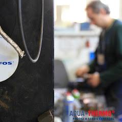 AQUA-THERMO Autorizovaný servisní partner Grundfos