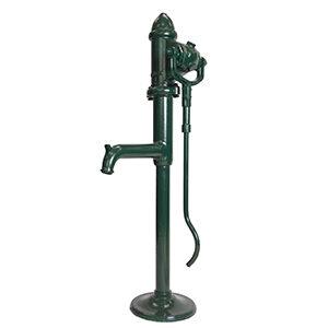 Ruční pumpa SADART zelená
