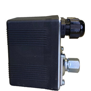 ZPA Tlakový spínač TSA s převlečnou maticí