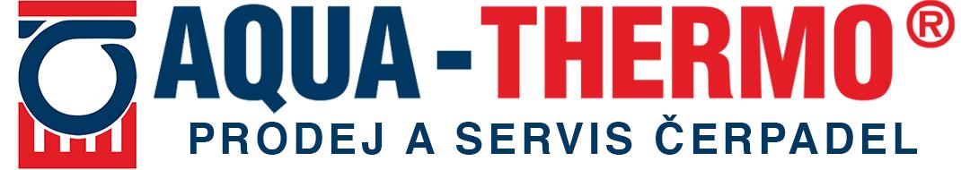 logo aqua-thermo prodej a servis čerpadel